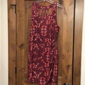 Toad & Co dress, XL
